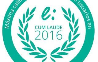 Sello Cum Laude 2016